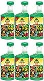 6 x 250 ml Neudorff Neudo-Vital Obst-Spritzmittel