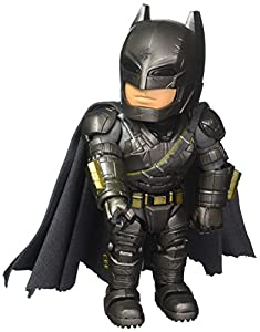 Herocross Batman V Superman Hybrid Metal Action Figure Batman & Full Set Armor 14 cm Comics Figures