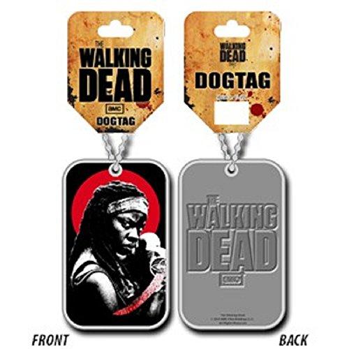 Walking Dead - Michonne Dogtag