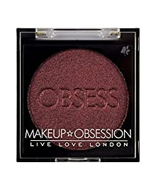 Makeup Obsession Eyeshadow, E172 Mulberry, 2g
