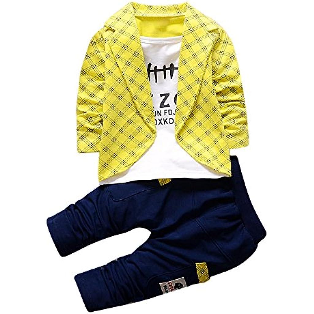 10a076491 Bebés 2Pcs Trajes de Bautizo Camisa Bowtie Top + Tirantes Shorts Correa