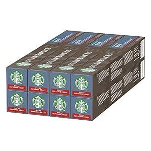 Starbucks Espresso Roast Décaféiné By Nespresso 8 x 10 capsules (80 capsules)