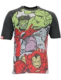 Marvel Comics Herren Avengers T-Shirt