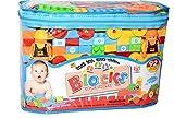 #5: Vibgyor Vibes™ Multi colour Building Bricks and Blocks for Kids in a Cute Bag