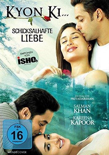 Schicksalhafte Liebe - Kyon Ki (Deutsche Fassung) [2 DVDs]