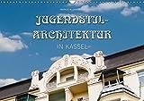 Jugendstil-Architektur in Kassel (Wandkalender 2019 DIN A3 quer): Einige der schönsten Jugenstil-Gebäude und Fassaden in Kassel. (Monatskalender, 14 Seiten ) (CALVENDO Orte)