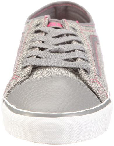Vans Devan Cotton VL981KL, Baskets mode femme Carreaux blancs