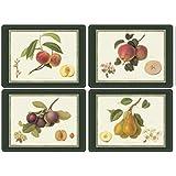 Pimpernel Sets de Table - Hooker Fruits - Boîte de 4