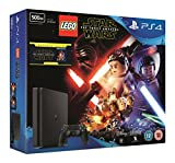 Ps4 Console Best Deals - Sony PlayStation 4 500GB Console with LEGO Star Wars: The Force Awakens Game + Blu-Ray Movie