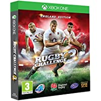 Rugby Challenge 3 Video Game for Xbox One