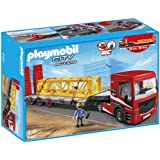 Playmobil 5467 City Action Construction Heavy Duty Flatbed Trailer
