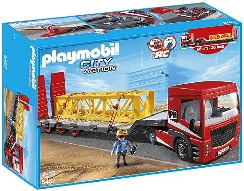 Grande Maison Playmobil - Playmobil - 5467 - Figurine - Tracteur