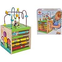 Eichhorn 100003710 Großes Spielcenter, bunt preisvergleich bei kleinkindspielzeugpreise.eu
