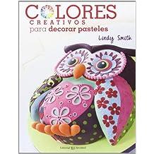 Colores creativos, para decorar pasteles
