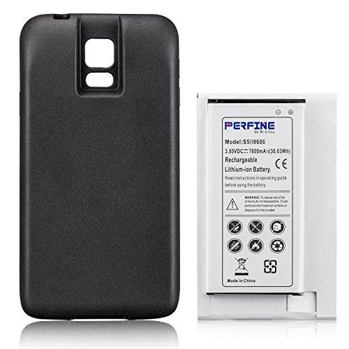 Perfine Batería Galaxy S5 7800mAh EB-BG900BBC