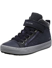 Geox J Kalispera Girl I, Chaussons montants fille