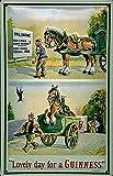 Froy Guinness Toll Bridge Mur Tôle Signe Rétro Fer Affiche Peinture Plaque Tôle Vintage Art Personnalisé Créativité Décoration Artisanat pour Café Bar Garage Maison