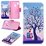 Case for Huawei Y6 2019/Y6 Pro 2019/Honor Play 8A,Card slot
