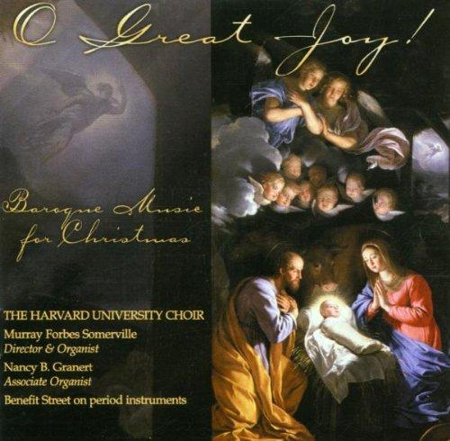 O Great Joy (Baroque Music For Christmas)