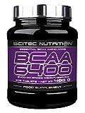 BCAA 6400 375 tabletas - NA - SCITEC BCAA 6400 375 TABS. es una combinación óptima de aminoácidos más esenciales e imprescindibles. SCITEC BCAA 6400 375 TABS es el formato id?eal para tomar nuestros BCAA diarios.