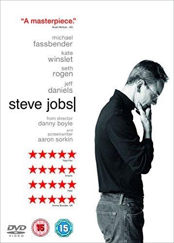 Steve Jobs [DVD] [2015] by Michael Fassbender