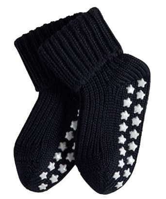 Falke Baby Socken Catspads Cotton 2er Pack, Größe:62-68 (1-6 Monate);Farbe:Dark Marine (6170)