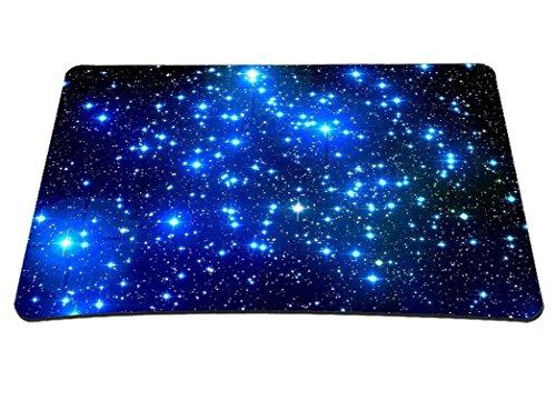 Cennbie Galaxy Gaming Mauspad mit der Spezial-strukturierte Oberfläche -Groß Größe.(23.6 × 15.7 × 0.07 inch)
