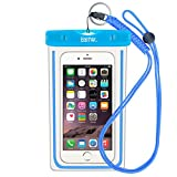 EOTW Funda Impermeable IPX8 Universal para Deportes acuaticos para iPhone XS MAX XR 8...