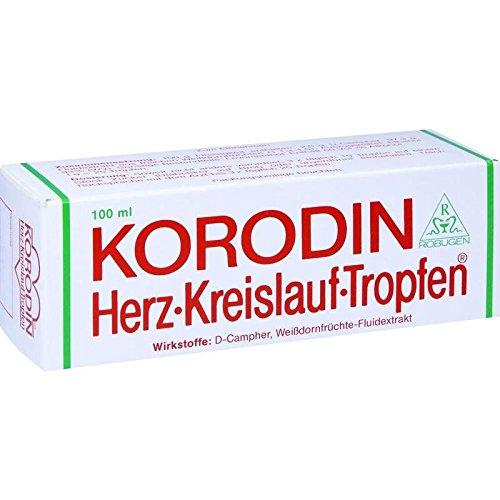 Korodin Herz Kreislauf Tr 100 ml