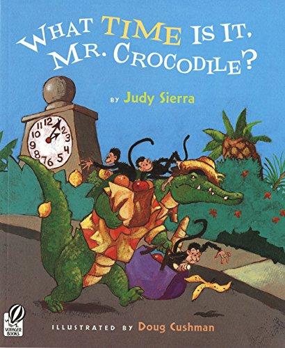 Cushman Motor (What Time Is It, Mr. Crocodile?)