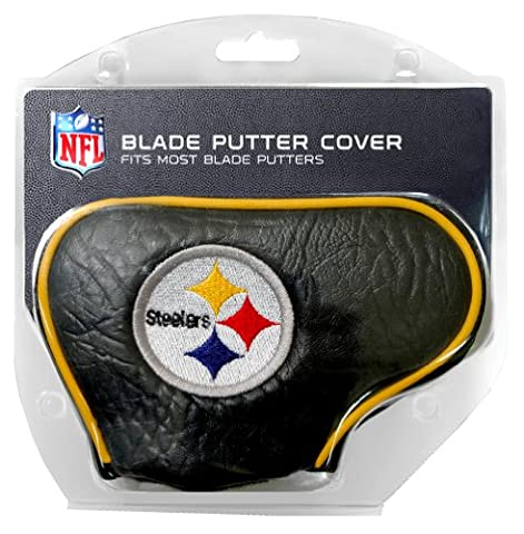 NFL Pittsburgh Steelers Golf Blade Putter Cover