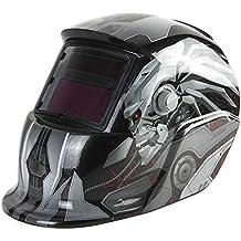 Solar Auto Oscurecimiento Máscara De Soldadura Casco TIG MIG Máscara De Pulido Máscara De Soldador Lente