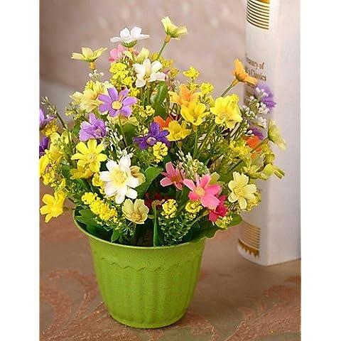 flores artificiales, 7.9