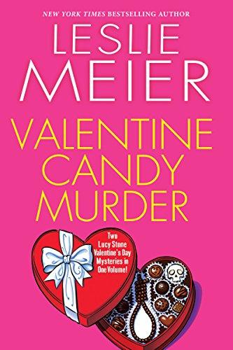 Valentine Candy Murder (Lucy Stone Mystery)