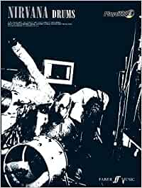 Nirvana Authentic Drums Playalong Rock Grunge Drummer FABER Music BOOK /& CD