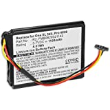 Batterie pour TomTom One XL, XL 340(S), XXL / One XL 30... / XL Live, Holiday, IQ......