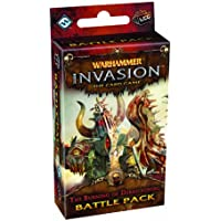 Warhammer Invasion: The Burning of Derricksburg Battle Pack