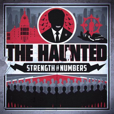 THE HAUNTED, Strength in numbers TRANSPARENT RED V - Vinyl-Boxset
