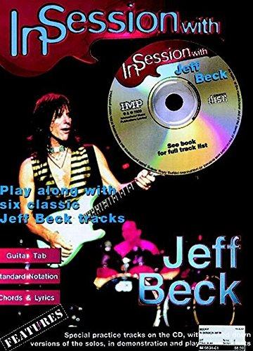 IN SESSION WITH BENSON G. + CD: Guitar Tab