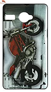 Vcare Shoppe Printed Back case cover for Micromax bolt Q326