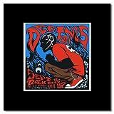 DEFTONES - Rock City Nottingham 2003 Matted Mini Poster -