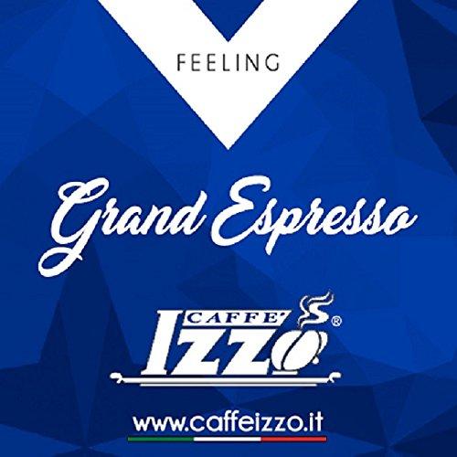 150 Pads ESE 44 Grand Espresso Kaffee Izzo