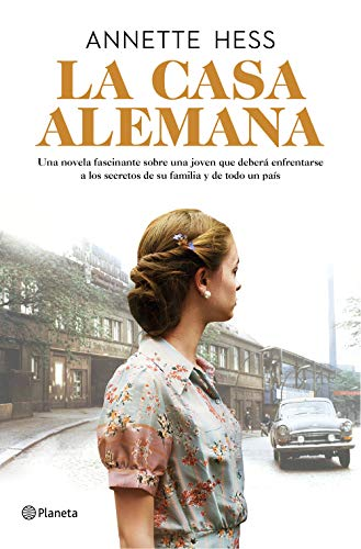 La casa alemana (Volumen independiente)