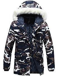 Details about Redbridge Herren Winterjacke Parka Mantel Jacke Camouflage Wärmejacke Sweatjacke