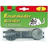Swissinno 1 060 001K SuperCat Recharges pour Piège à Rat Lot de 3