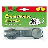 Supercat 14040411 Cebo para Trampa Ratas
