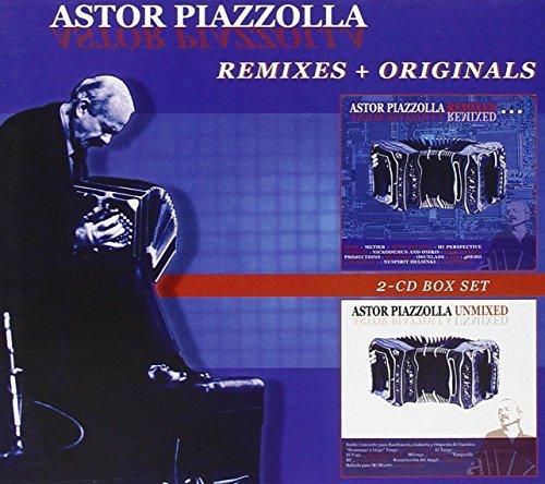 Astor Piazzolla: Remixed/Unmix