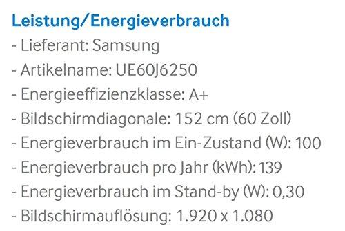 Samsung UE60J6250 - 2