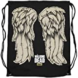 The Walking Dead Daryl Dixon Wings Cinch Bag by The Coop