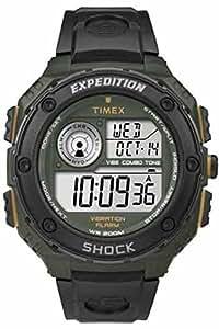 Timex T49982 Orologio da Polso, Digitale, Uomo, Resina, Nero